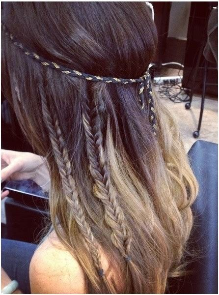 diy braided hairstyles for long hair cute braid popular