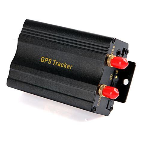 gps tracker auto tk104 covert magnetic car vehicle gps tracker