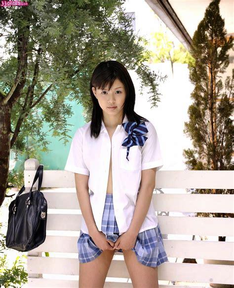 Jumping Girl Session — ninja-robot-type2: Tsukasa Aoi,葵つかさ