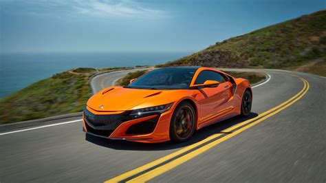 How Much Is Acura Nsx by 2019 Acura Nsx Revised Chassis High Visibility Paint
