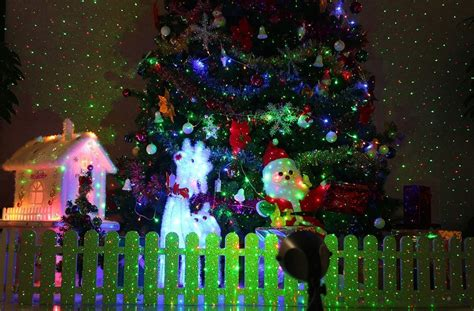 byone outdoor garden christmas laser lights perfect