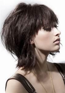 Coiffures Courtes Dégradées : coiffures d grad es mi long ~ Melissatoandfro.com Idées de Décoration