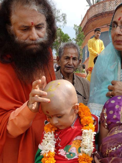 chudakarana sanskara mundan ceremony   hair cut
