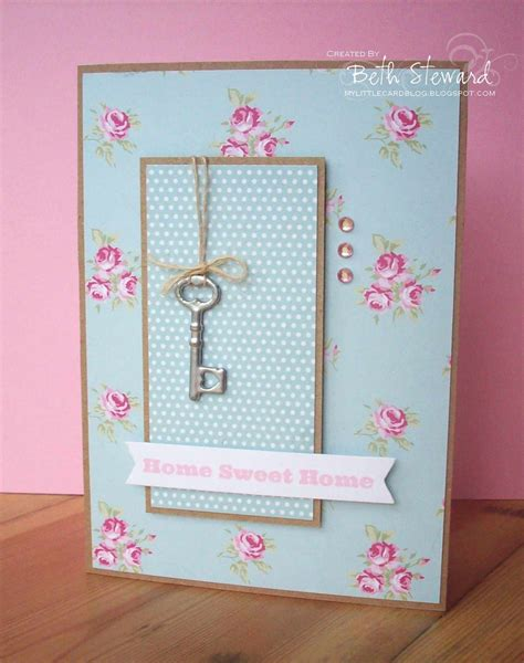 Home Design Ideas Handmade this is from beth s card cards