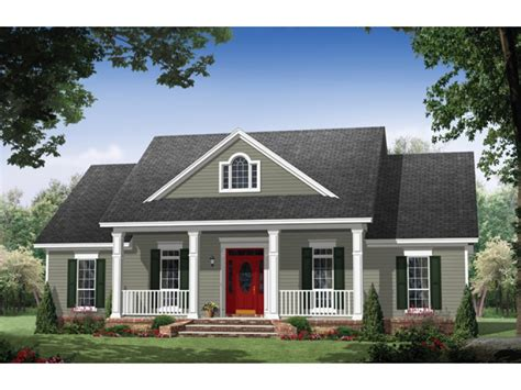 2 colonial house plans eplans colonial house plan colonial elegance 1951 square and 3 bedrooms from eplans