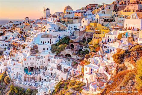 Holidays In Santorini Island Greece Greek Islands