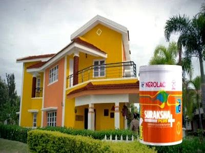nerolac suraksha ad shows that your house s exteriors are