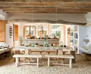 Rustikale Mbel Wohnzimmer