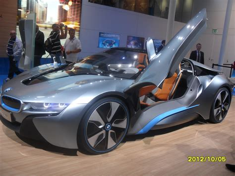 Bmw I8 4 Seater  Amazing Photo Gallery, Some Information