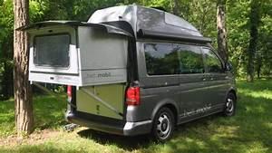 Auto Als Bett : vw t5 bettmobil dieses wohnmobil hat einen schlaf schublade ~ Markanthonyermac.com Haus und Dekorationen