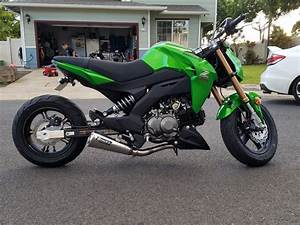 Kawasaki Z 125 : lime green kawasaki z125 owners picture thread page 4 kawasaki z125 forum ~ Medecine-chirurgie-esthetiques.com Avis de Voitures