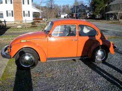 Find Used 1974 Volkswagen Beetle !! Vw Standard Beetle