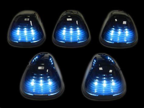 led cab lights ford super duty 99 16 ford super duty f250 f350 f450 cab roof 5 pcs white