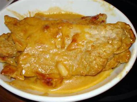 cuisiner escalope de veau recette d 39 escalopes de veau à la creme