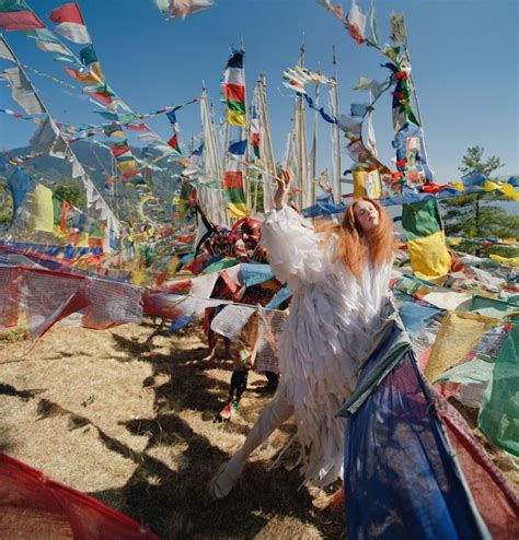 Tim Walker Photography Beautiful Bhutan