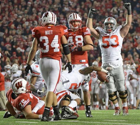 Ohio State Buckeyes move up to No. 4 in Associated Press ...