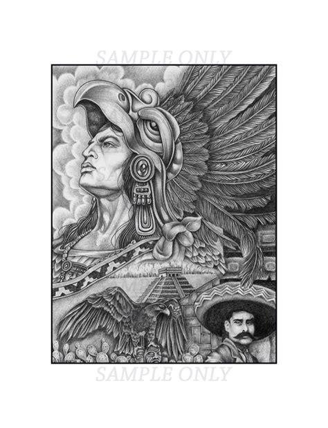 My Tattoo Designs: Aztec Tattoos