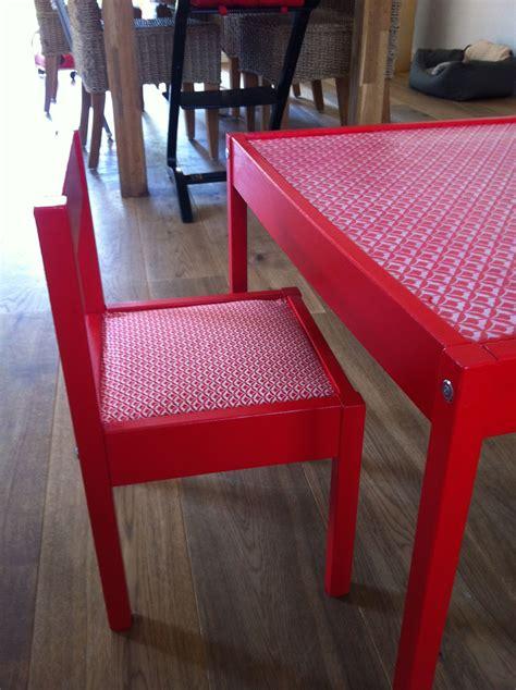 Ikea Küchenfronten Pimpen by Ikea Tafeltje En Stoel Pimpen Zelfgemaakt Chair