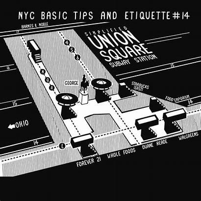 Basic Tips Nyc Etiquette York Imgur Animated