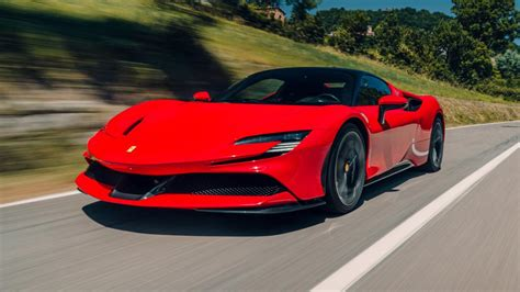 There's only one trim offered for the 2020 ferrari sf90 stradale, but it comes packed with enough amenities to make it a satisfying pick for shoppers in this price range. Ferrari SF90 Stradale Review (2020) | Top Gear