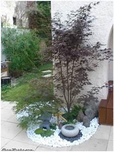 Deco Jardin Japonais : petit jardin japonais zen ~ Premium-room.com Idées de Décoration