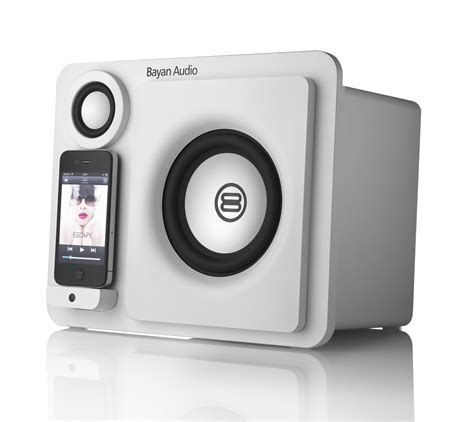 iphone station with speakers bayan 3 ipod station speaker system for iphone