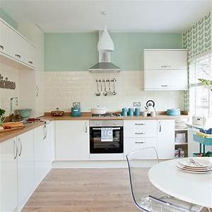 Best 20 pastel kitchen decor ideas on pinterest for Kitchen colors with white cabinets with papier entete