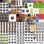 Sprites Pixel Icon Pokemon Vaporwave Tiny Pack