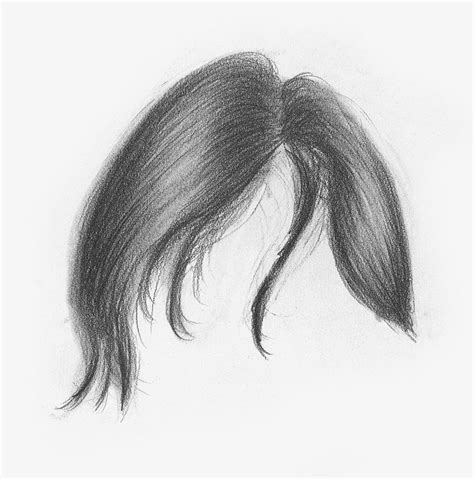 drawing hair  beginners graphite  colored pencil