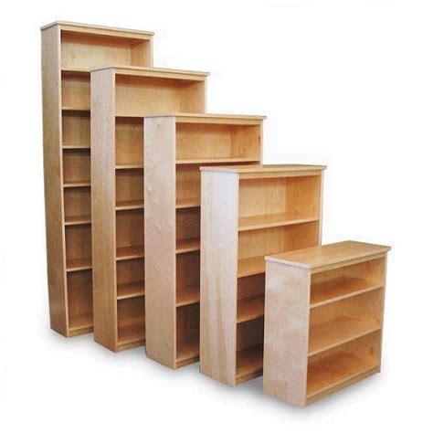Unfinished Bookcases  Unfinished Oak Bookcases