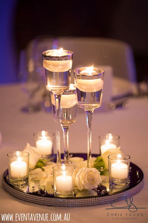 Decorating Ideas Glass Candle Holders by Wedding Centrepiece Designs In 2019 Wedding