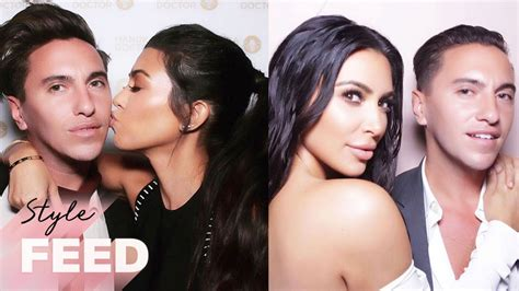 How Kardashian Hairstylist Scotty Cunha Stays OUT of the ...