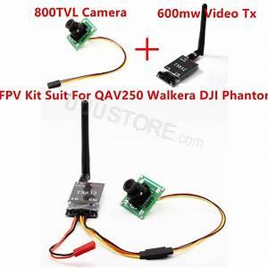 Fpv Kit 800tvl Cctv Camera With 600mw 5 8g Ts832 Video