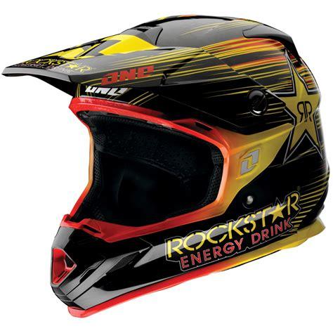one industries motocross helmets one industries trooper 2 rockstar energy motocross helmet