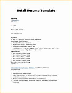 basic cv templates retailreference letters words With basic cv templates