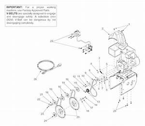 Yard Machines E665e Parts List And Diagram
