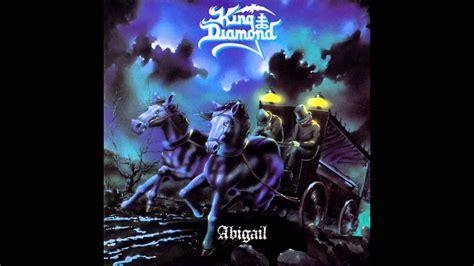 King Diamond - Abigail (1987) [FULL ALBUM] - YouTube