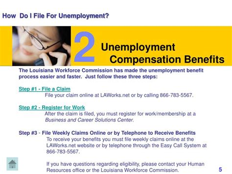 unemployment classified employees layoff civil department state service ppt powerpoint presentation