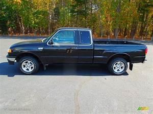 Black 1998 Mazda B