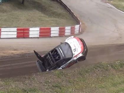 VIDEO: Eiropas autokrosa čempionāta posmā Lietuvā ...