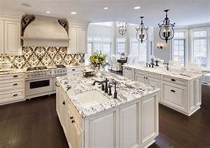 titanium granite countertops kitchen traditional with tile