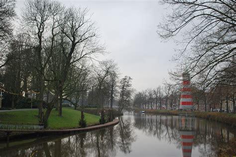 Sloep Breda by Met Een Sloep Door Winterland Breda
