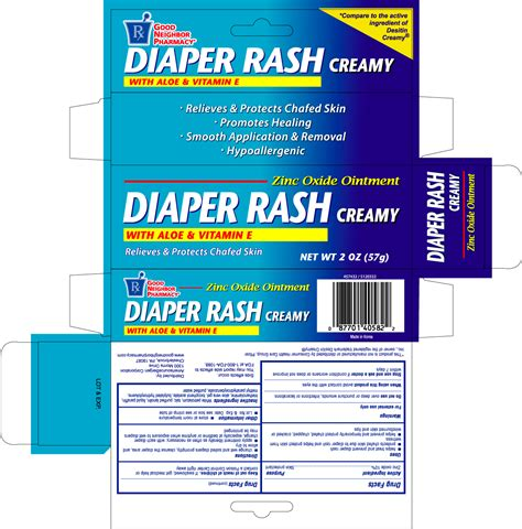 Good Neighbor Pharmacy Diaper Rash Tai Guk Pharm Co