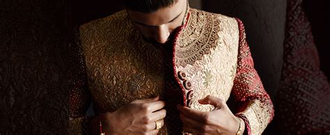 Best Indian Wedding Dresses And Styles For Grooms And