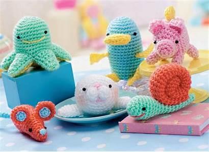 Amigurumi Crochet Patterns Pattern Animals Creatures Easy