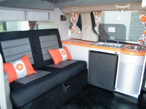 mars rv dodge caravan motorhome conversion