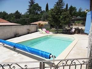 Photo D Amenagement Piscine : am nagement d 39 une piscine en travertin piscine coque ~ Premium-room.com Idées de Décoration