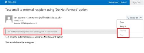 Office 365 Mail Protection by Exploring The New Office 365 Email Protection And
