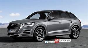 Audi Q4 Occasion : audi q2 geneve 2016 ce que l on sait d j sur le suv compact aux anneaux auto moto ~ Gottalentnigeria.com Avis de Voitures