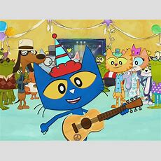 Pete The Cat Cast, Premiere Date Announced By Amazon Collider
